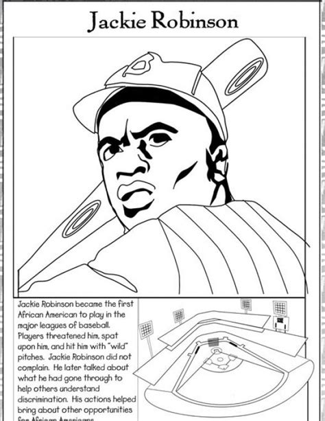 History Coloring Pages free coloring pages of black history month