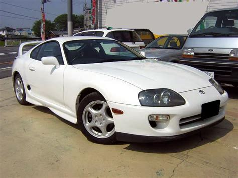 Toyota Supra Sz Specs Featured 1997 Toyota Supra Sz R At J Spec Imports