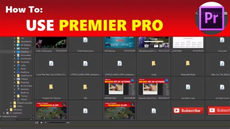 adobe premiere pro uses how to use adobe premiere pro beginners guide youtube