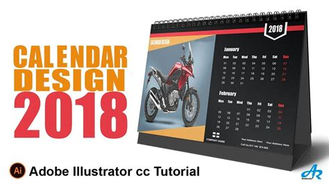 how to create a calendar in illustrator cc 2018 desk