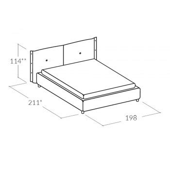 lada letto dubbels 228 ng med l 246 stagbar l 229 da 160x190 200 cm roby gjorde