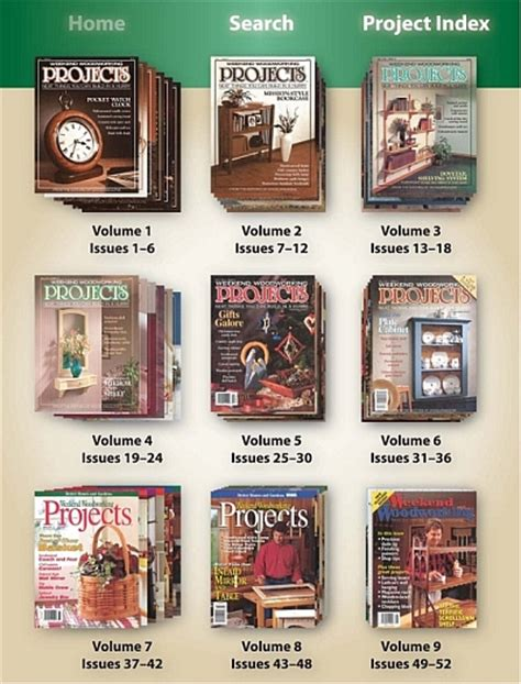 Woodwork Weekend Woodworking Projects Magazine Pdf Plans