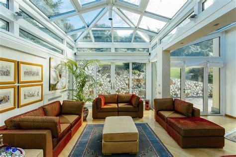 verande schuco questa veranda non ha pi 249 pareti ma vetri e sistemi in