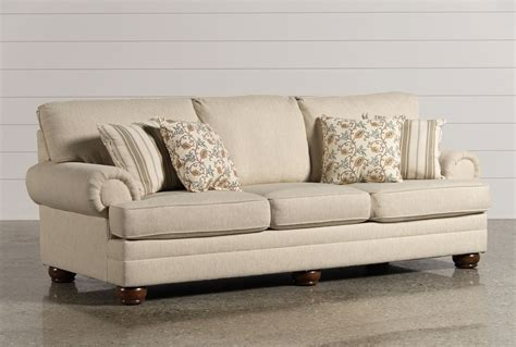 danielle sofa living spaces