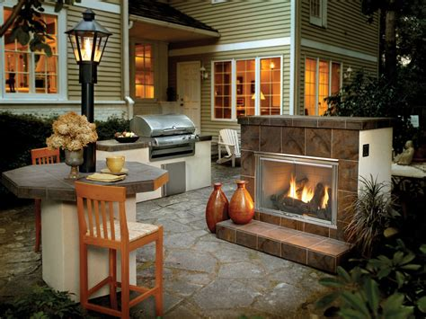 Exterior Gas Fireplace by Gas Fireplace Closed Hearth Garden 11657 2111115
