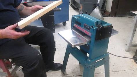 makita bench planer makita bench planer makita planer model 2012 youtube