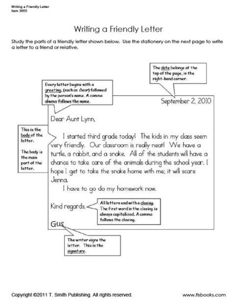 Business Letter Format Exercise Worksheet Free Printable Business Letter Worksheets Parts Of A