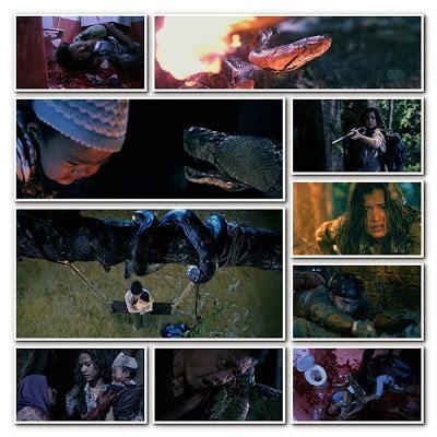 film ular tailan jurnal epal hijau kontroversi filem ular lakonan lisa