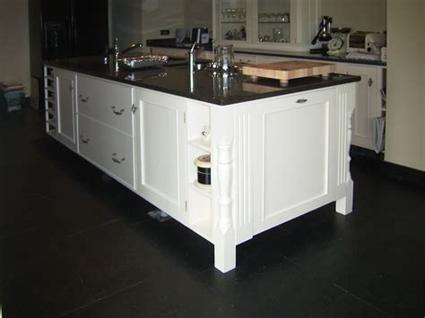 28 free standing kitchen island unit handmade solid