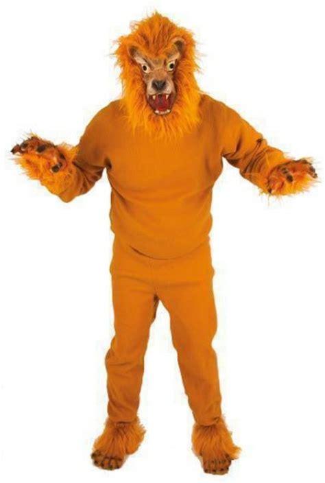 buitenspeelgoed volwassenen bol leeuw kostuum volwassenen speelgoed