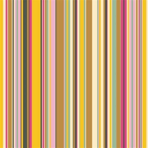 Stripe Wide stripes and spots wide stripe multi tektura wallcoverings