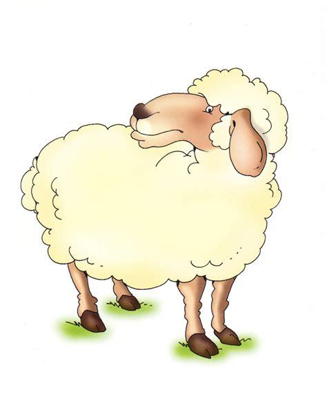 imagenes animadas de ovejas oveja en dibujo imagui