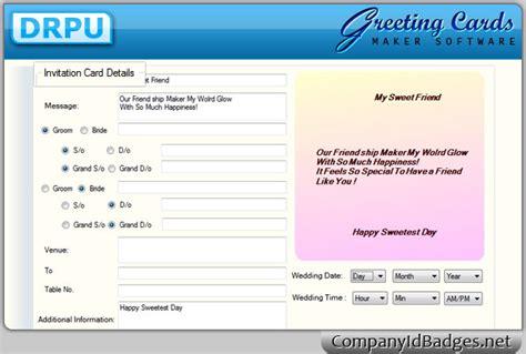 id card design software for mac screenshots of greeting card designer software to make