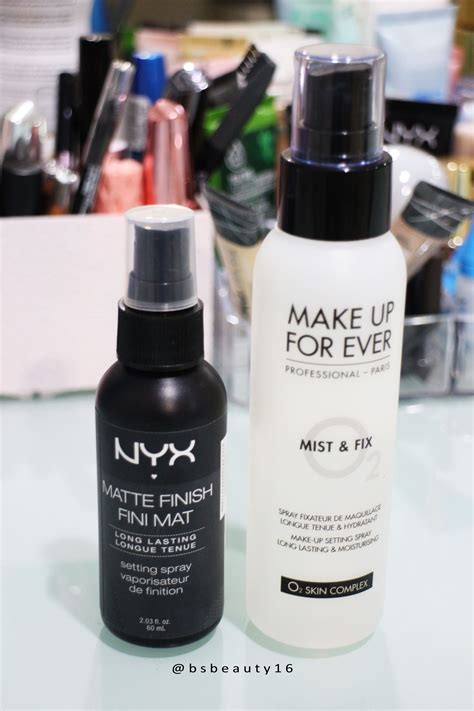 Nyx Setting Spray Review Indonesia makeup forever mist and fix review indonesia fay