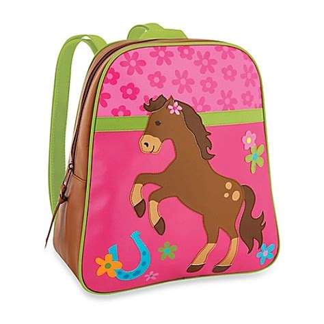 Mey Josep Backpacks Pink stephen joseph 174 go go backpack in pink brown www