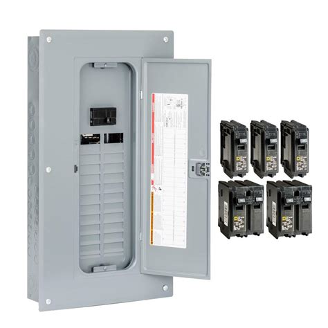 100 fuse box to 100 breaker box cost 44 wiring