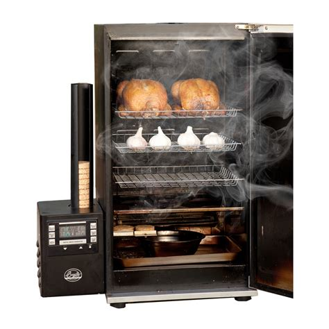 Bradley Digital 4 Rack Smoker by Bradley Digital 4 Rack Food Smoker