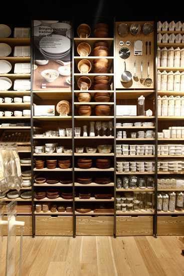Exclusive first look at the new Muji store, your new