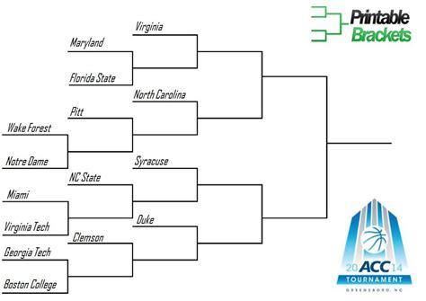 2014 acc basketball tournament bracket acc basketball tournament bracket highlights updated