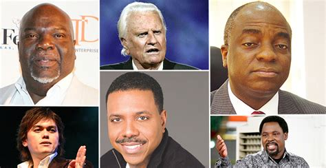 see the top 10 richest top 10 richest pastors in the world their net worth