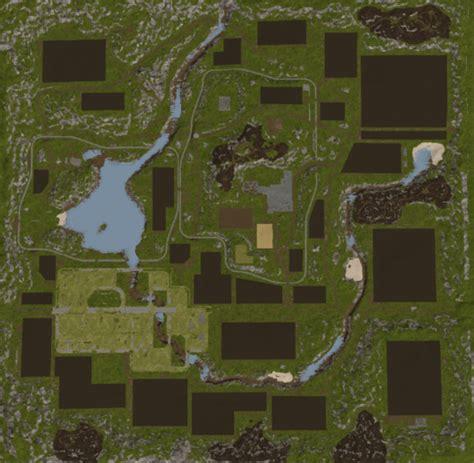 ls plus creek goldcrest valley v 2 0 map farming simulator 17 mod fs