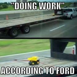 ford vs chevy truck memes