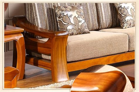 Wooden Living Room Furniture Sets Wooden Sofa Set Designs For Small Living Room Peenmedia