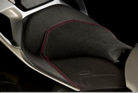 ducati panigale comfort seat ducati superbike panigale 899 1199 1299 comfort seat new