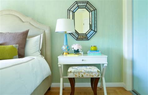 Light Turquoise Bedroom Light And Warm Turquoise Shade In The Bedrooms Creates A Relaxed Atmosphere Decoist