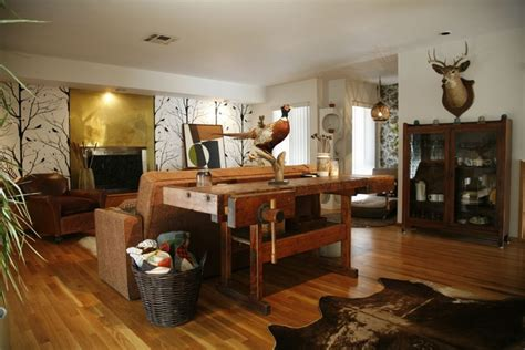 deer themed living room apartment therapy s collections as inspiration wendi s pioneer modern etsy journal