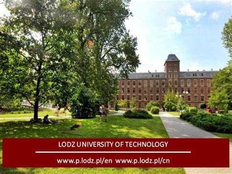 Best Universities In Poland For Mba by Lodz Of Technology In Poland