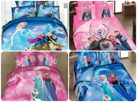 Frozen Toddler Bedroom In A Box Details About Disney Frozen Elsa 100
