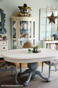 Painting A Dining Room Table how to save tired dining room chairs with chalk paint