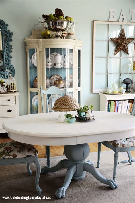 How To Save Tired Dining Room Chairs With Chalk Paint White Painted Dining Table And Chairs