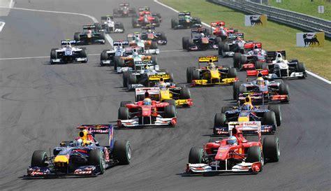 Formula One Schedule Of The 2015 Formula One Season
