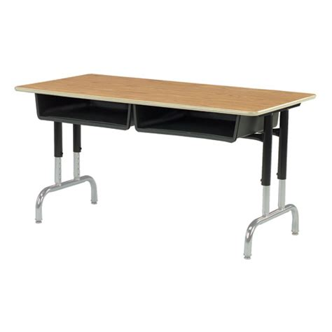 7900 Series Adjustable Height 2 Student Desk Adjustable Student Desk