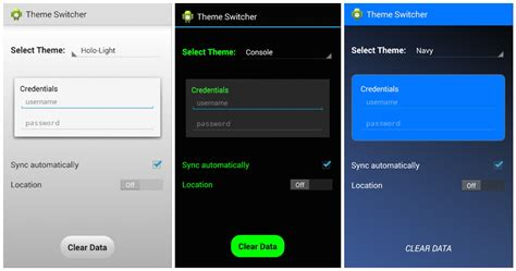 app themes android studio developing custom themes 183 codepath android guides wiki