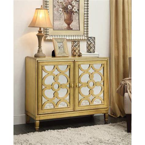 golden cabinets somette gold leaf two door cabinet