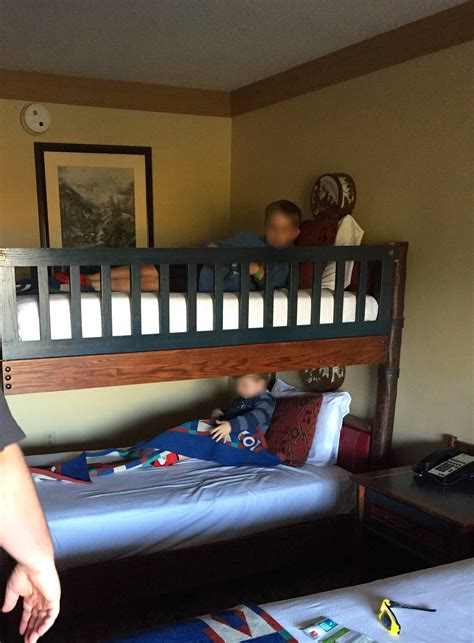 Wilderness Lodge Bunk Beds Why We Disney S Wilderness Lodge Martha