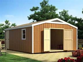 Backyard Building Plans by Large Storage Shed Plans Plans For Your Shed Building