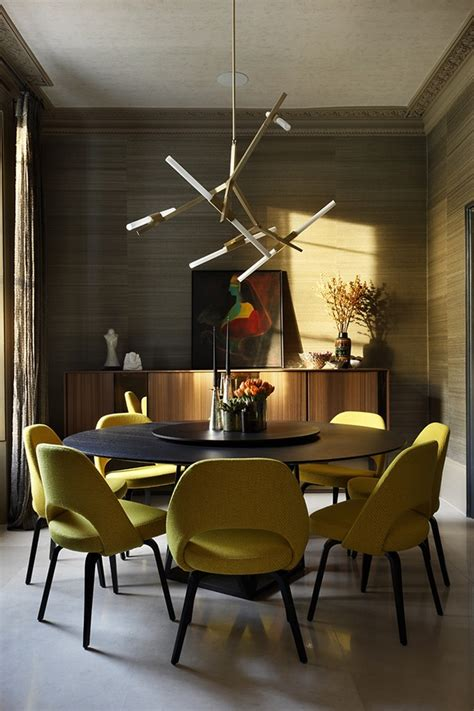 modern dining table decor 10 dining tables to create a cozy and modern decor