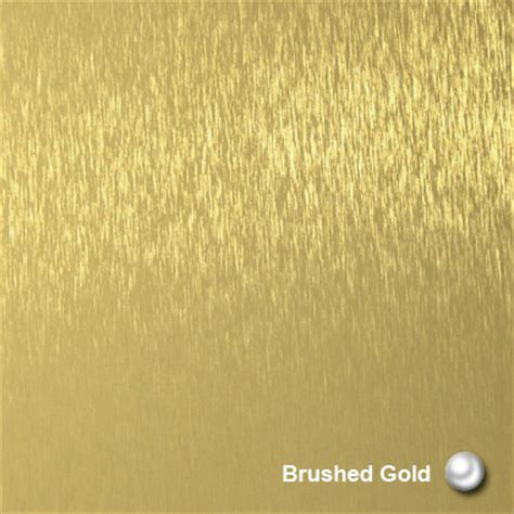B5150 Black brushed aluminum brushed aluminum finish in satin gold