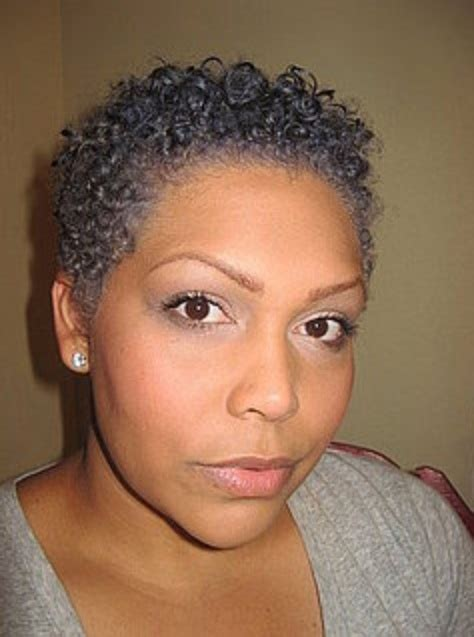 Best Hair Style Product Grey Hair by Curly Gray Silver Hair Styles