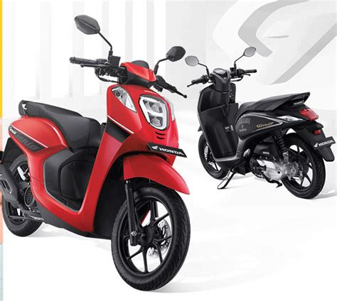 honda genio  product launch scooter