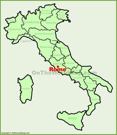 rome italy map rome maps italy maps of rome roma