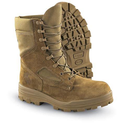 usmc boots s bates usmc temperate weather boots desert 132032