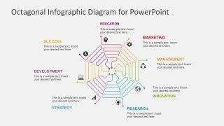 how to make a spider diagram on word 2010 top scoring of fame infographic slidemodel