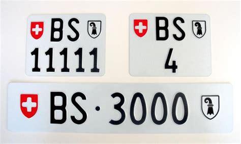 Motorrad Nummernschild Ch by F 252 Nf Violette Noten F 252 R Das Schild 171 Bs 1 187 News Basel