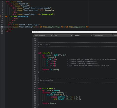 best syntax themes for atom abw syntax