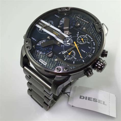 Diesel 4 Time 2 s diesel mr 2 0 4 time zone chronograph